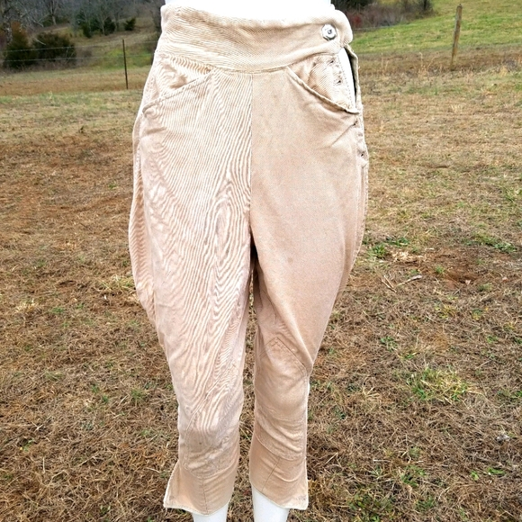Vintage 30s-40s Equestrian Riding Pants Togs